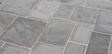 Natural Stone Patterns - Livingston Park Nursery