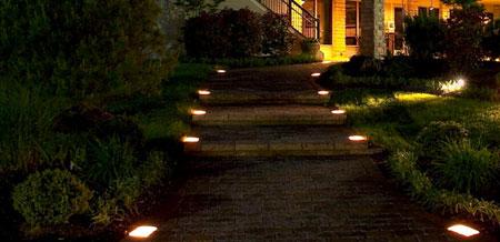 Livingston Park Nursery Carries Kerr Landscape Lighting