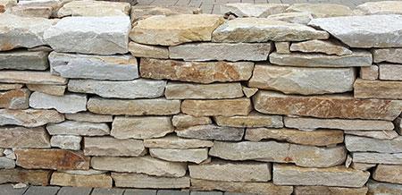 Wall Stone - Livingston Park Nursery